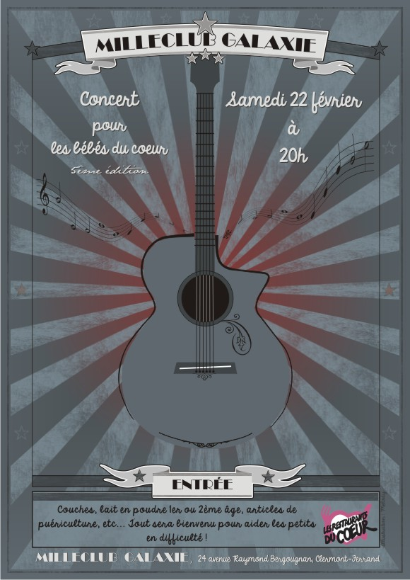 Le monde de Melo ^^ ! - Page 3 Concert1000club2014